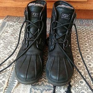 Ugg Cecile Boots black 7